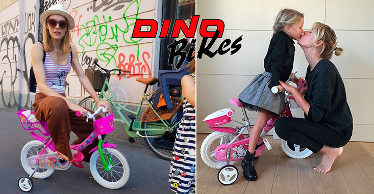 Dino Bikes: fashion for Very Important People!
