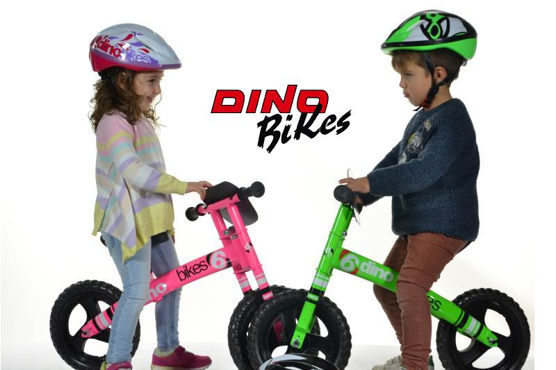 NEW HELMET LINE BY DINO BIKES!