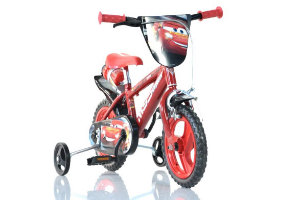 Choose our brand new bike Cars 3!