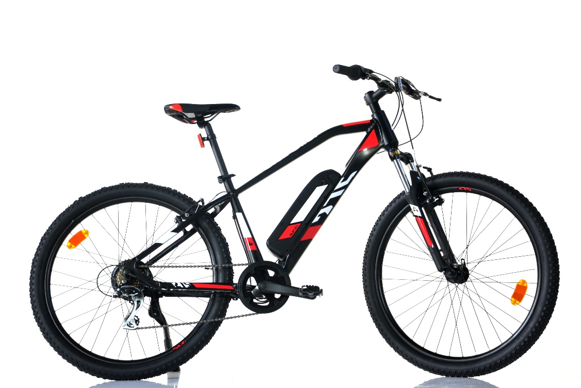 Choose our brand new E-Bike!