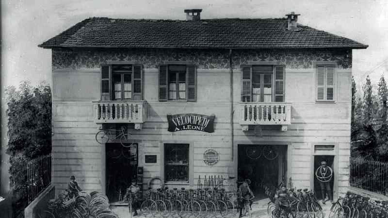 Foto storica dell'azienda Dino Bikes