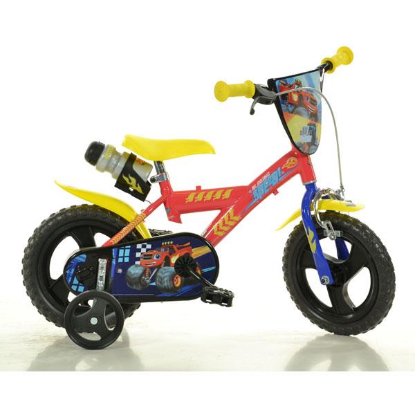 Bicicletta Blaze e le mega macchine