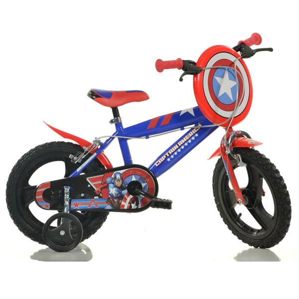 Bicicletta Captain America