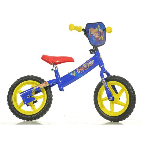 Bicicletta Sam il pompiere