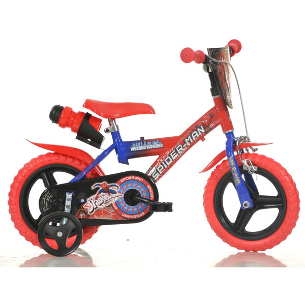 Bicicletta Spiderman