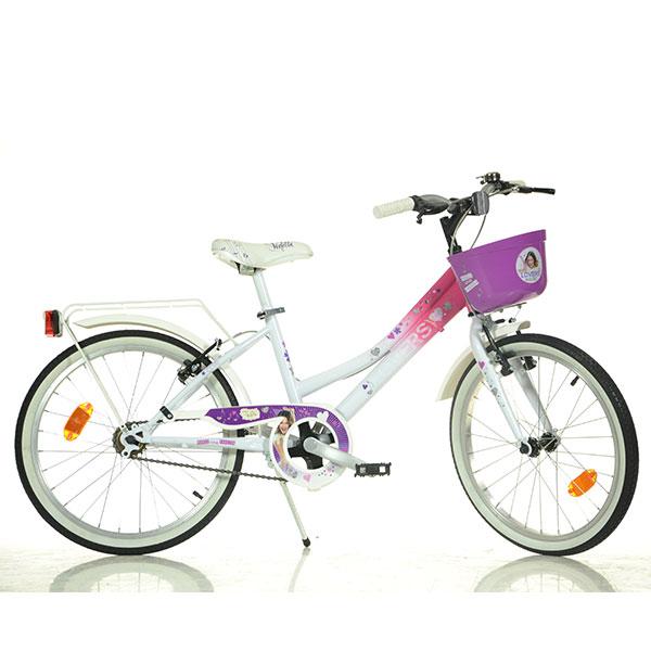 Bicicletta Violetta