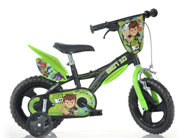 Scegli la bicicletta Dino Bikes Ben 10