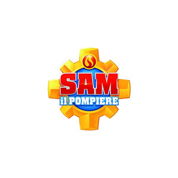 Logo Sam il pompiere